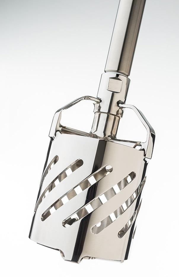 Rotosolver high shear batch mixer